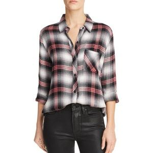 Rails Hunter Flannel Shirt     NWT